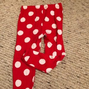 Other - Girls Minnie Mouse pj set.
